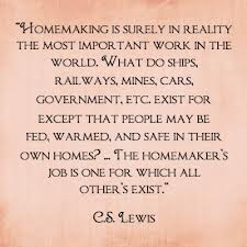 homemaker cs lewis